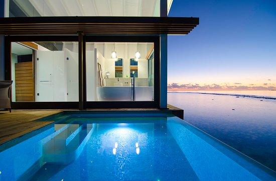 North Ari Atoll: Ocean Pool Villa