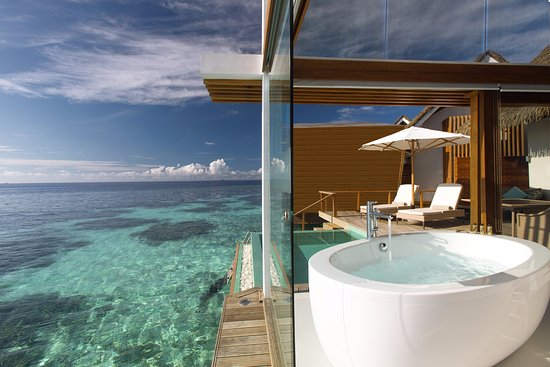 North Ari Atoll: Ocean Pool Villa