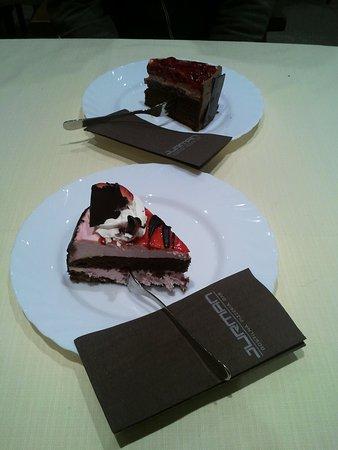 Gostilna in pizzerija Jurman: Jurman's cake