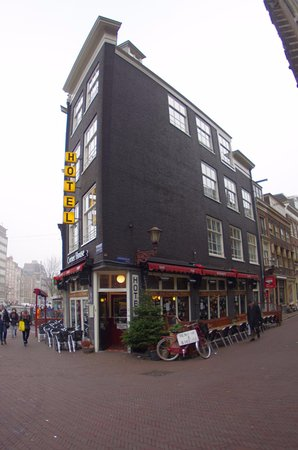 Hotel Cafe Corner House