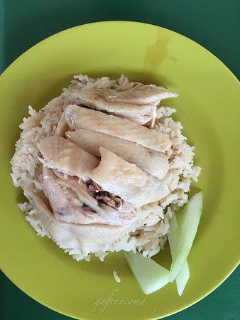tian tian hainanese chicken rice chicken rice