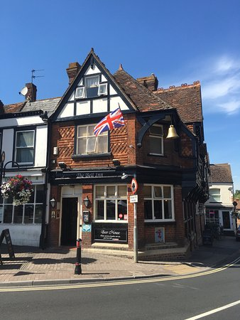 Wantage, UK: The Bell Inn