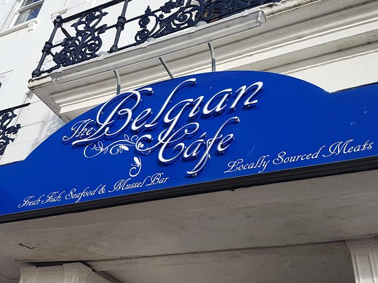 Review Belgian Cafe Eastbourne