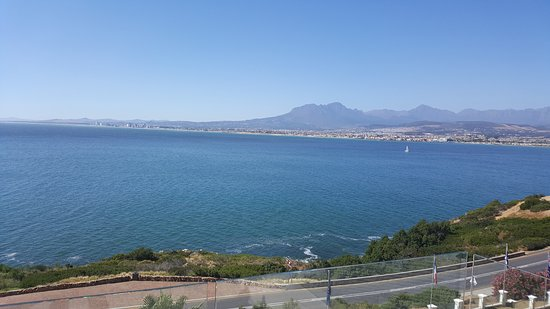 Gordon's Bay, South Africa: Rooftop view