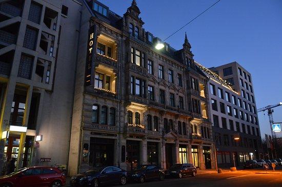 hotel d angleterre brunch escort germany