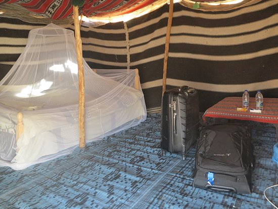 Desert Retreat Camp Photo