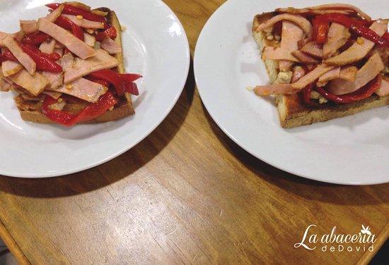 Restaurante la abaceria de david en fuengirola con cocina - Cocinas fuengirola ...