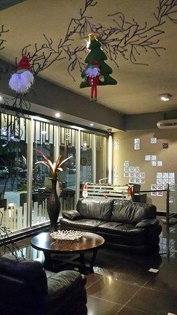 Uno Buenos Aires Suites: Lobby
