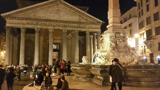 Guia En Roma - Day Tour : Roma de noche