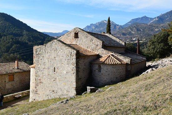 Església Romànica de Sant Quirza de Pedret