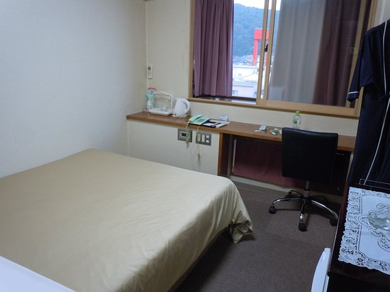 Eco Hotel Assist: 部屋は特に問題なし