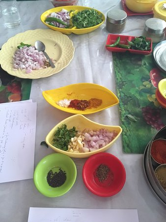 Maria's South Indian Cooking Class: photo4.jpg
