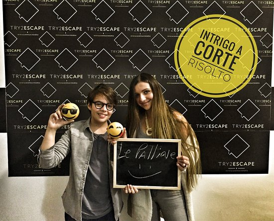 Try2Escape Escape Room Caserta