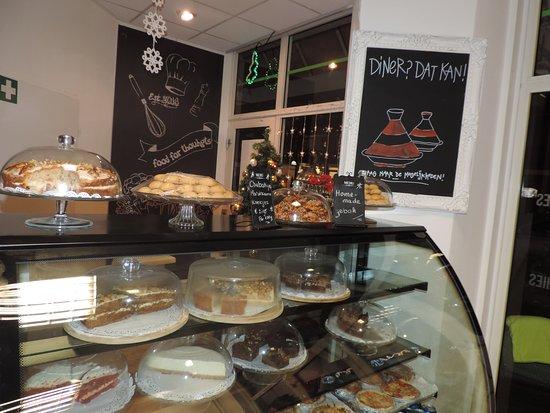 Zeist, Nederländerna: Homemade gebak