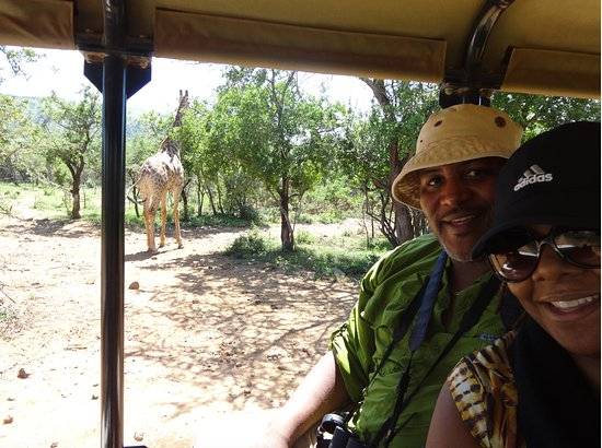 Pakamisa Private Game Reserve : Out on Safari