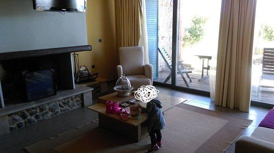 Trikala, Grecja: living room