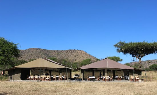 Tamaqua, เพนซิลเวเนีย: Serengeti kati -kati Luxury Tented Camp.