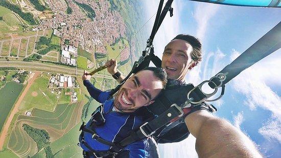 Quero Saltar SkydiveThru