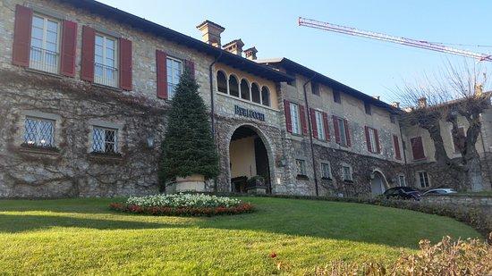Corte Franca, Włochy: Cantina Guido Berlucchi