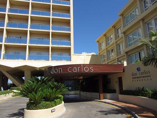 Don Carlos Leisure Resort & Spa: Главный вход в отель