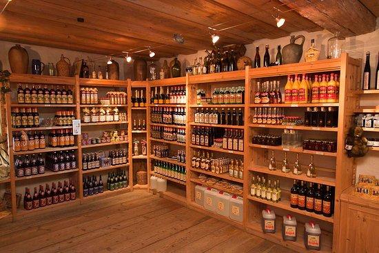 Penninger Schnaps-Museum Hofgarten-Destille