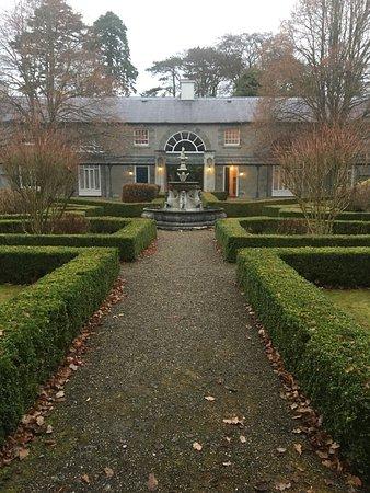 Straffan, Irlandia: Courtyard