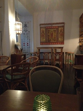 Photo of Restaurant Cozymazu at Sprengelstr. 39, Berlin 13353, Germany