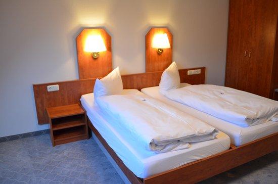 Hotel Garni Am Uenglinger Tor
