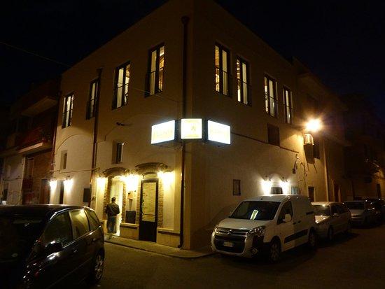 Bernalda, Italy: Mimmo's Metzgereit und Restaurant