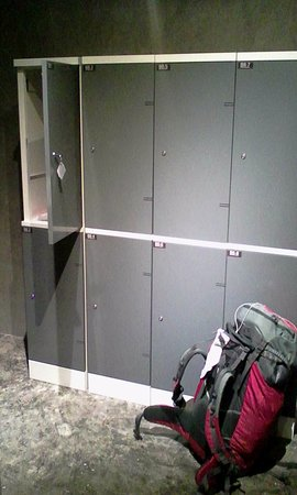 big lockers for every guest picture of 2w bed breakfast
