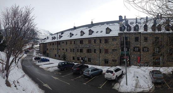 Hotel Románic