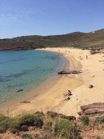 Agios Sostis, Greece: spiaggia