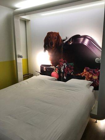 Qbic Hotel Amsterdam WTC Bild
