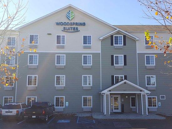 Woodspring Suites Charleston Ashley Phosp Updated 2018 Prices Hotel Reviews North Sc Tripadvisor