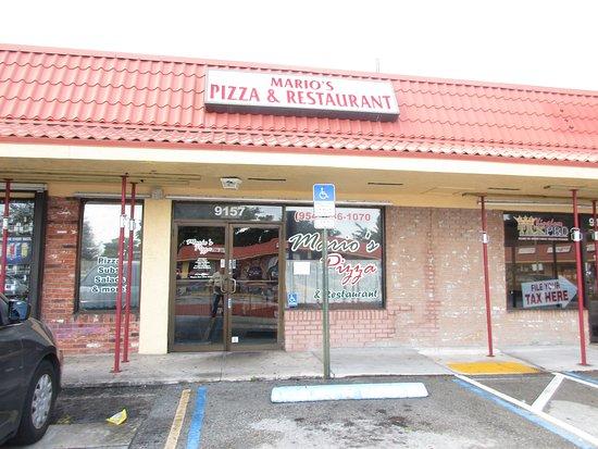 Mazzola S Italian Restaurant Pembroke Pines Menu Prices Reviews Tripadvisor