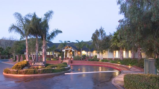 Avila Beach, CA: Guests receive complimentary access to the Avila Bay Athletic Club and Spa