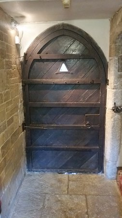 Climping, UK: What a door