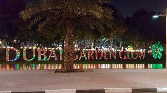 Dubai Garden Glow Dinosaur Park Picture Of Zabeel Park Dubai Tripadvisor