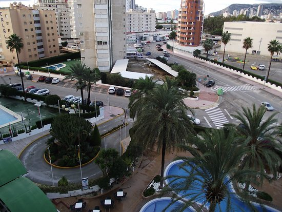 3 Star hotel set in a lovely part of Calpe