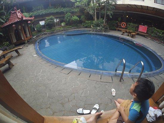 Clean Pool,  ethnic Hotel
