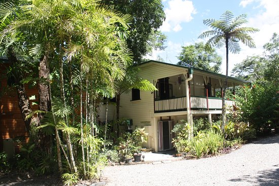 Red Mill House in Daintree-billede