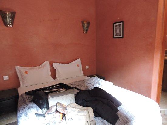 Riad Radia : room from doorway