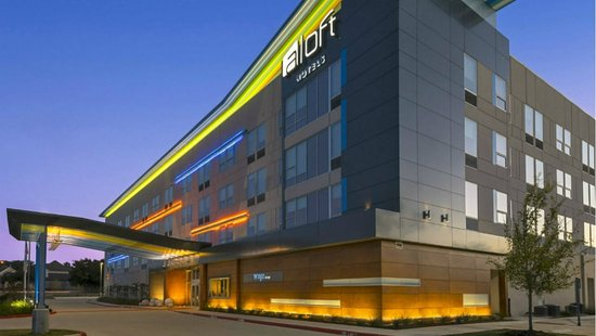 Aloft College Station
