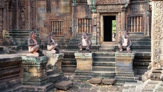 Great Khmer Empire - Day Tours