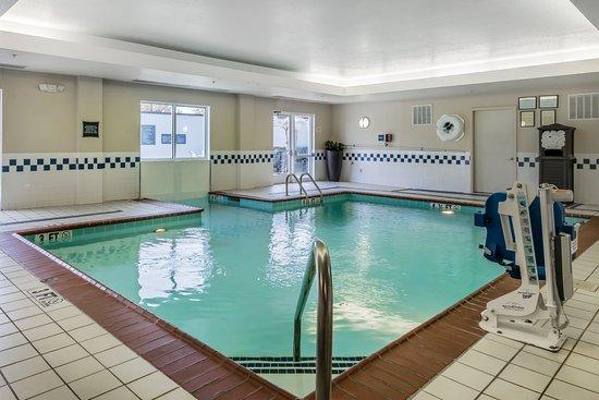 indoor pool picture of best western plus nashville airport hotel rh tripadvisor com
