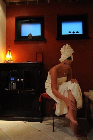 Salon De Massage Oasis Picture Of Le Bien Aller Des Perets