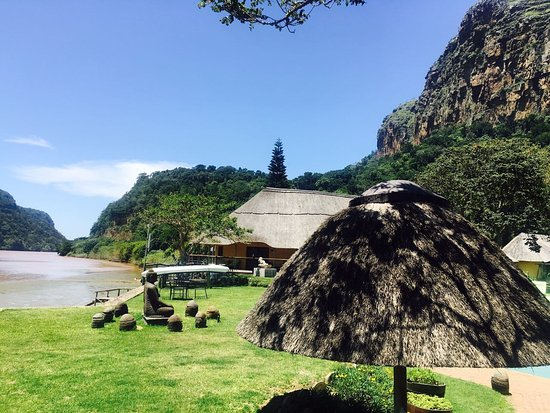 Foto de iNtaba River Lodge