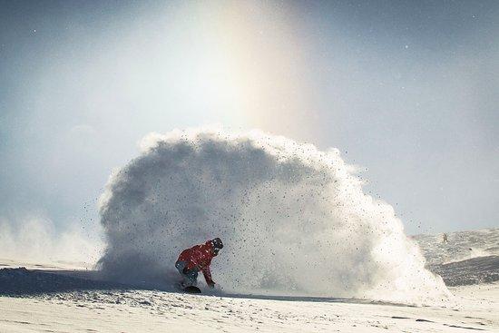 Avoriaz Snowboard School