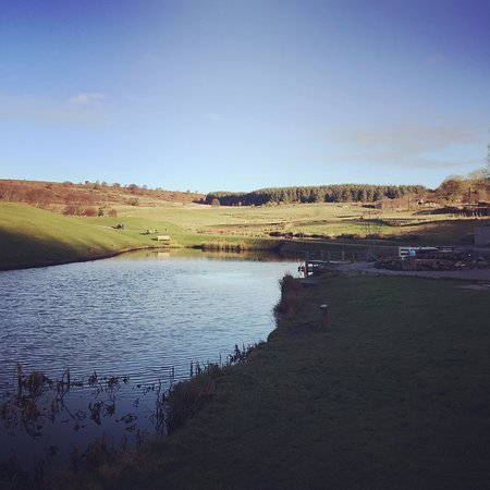Llandegla, UK: A great spot for fishing, or a gentle walk
