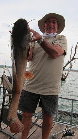 Lake Kariba, Zimbabwe: 9kg Vundu